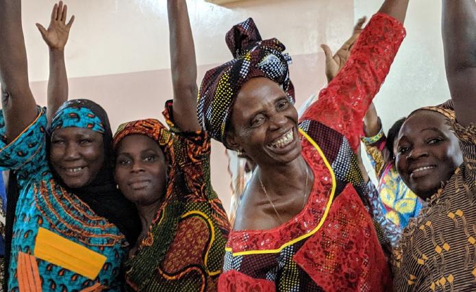 Frauen südafrika Frauen in
