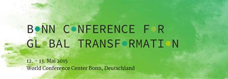 bonn conference neue internationale konferenzreihe f252r
