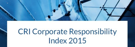 Titelbild des Corporate-Social-Responsibiltiy-Index 2015 @ GIZ