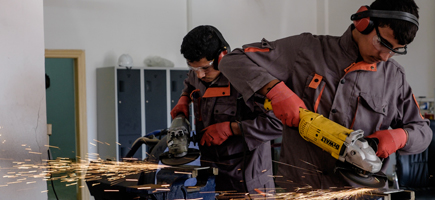 Vocational training in northern Iraq