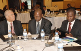 Senior African Budget Officials during a seminar