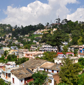 India. A sensitive, mountainous urban habitat. © GIZ