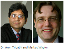 India. Interview with Arun Tripathi and Markus Wypior