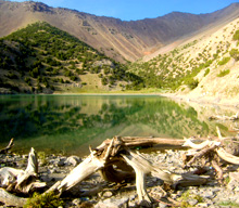 Tajikistan. Lake Ay-Kul. (Photo: Martin Lenk) © GIZ