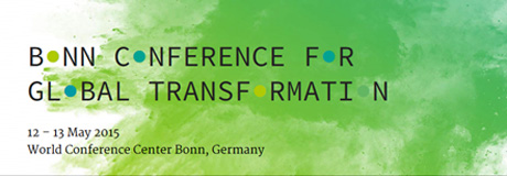 bonn conference new international conference series for