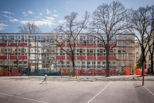 Serbia: Energy-efficient renovation of a school building. © GIZ