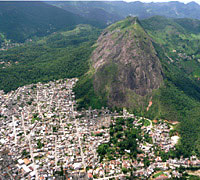 Brazil. The Mata Atlântica covers an area three times the size of Germany. (Photo: Wigold Schaffer) © GIZ