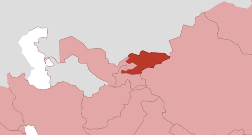 KYRGYZSTAN Country Studies: A brief, comprehensive study of Kyrgyzstan