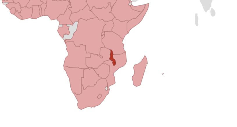 Malawi - Where is malawi