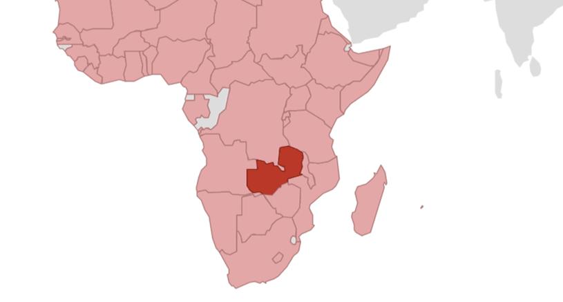 Zambia zambia map gumiabroncs Gallery