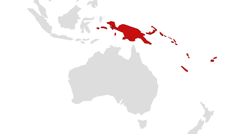 Map Pacific